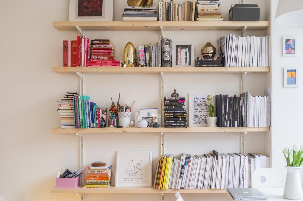 12 Pomysłów Jak Urządzić Małe Biuro Dekoportalpl
