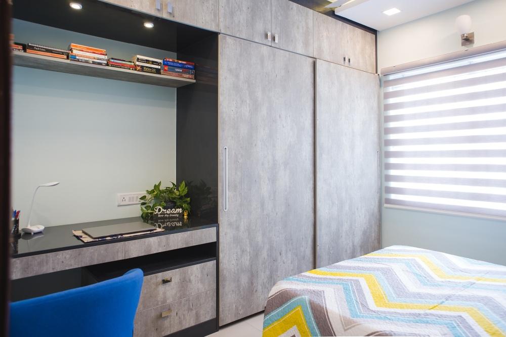 шкаф в спальне, встроенный шкаф, встроенный шкаф в квартире