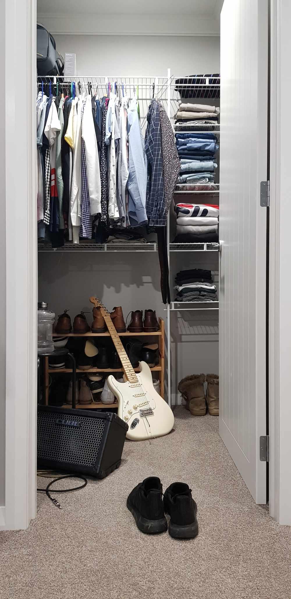 встроенный шкаф, шкаф в нише, встроенный шкаф