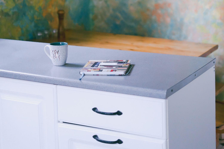 как красить старую мебель
