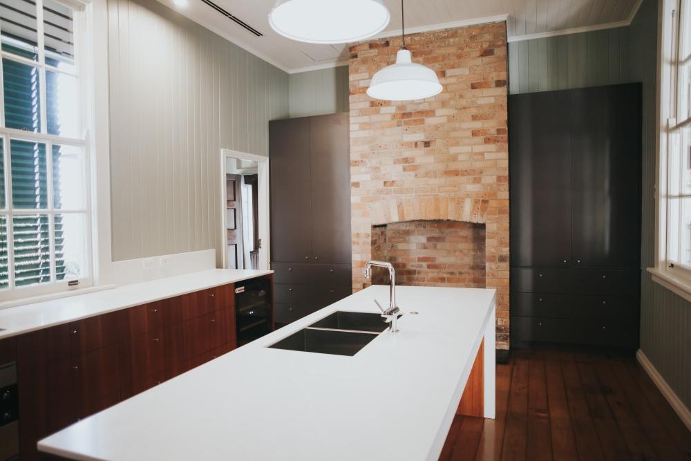 Cegła W Kuchni Czy Jest Praktyczna Jak Ją Zabezpieczyć