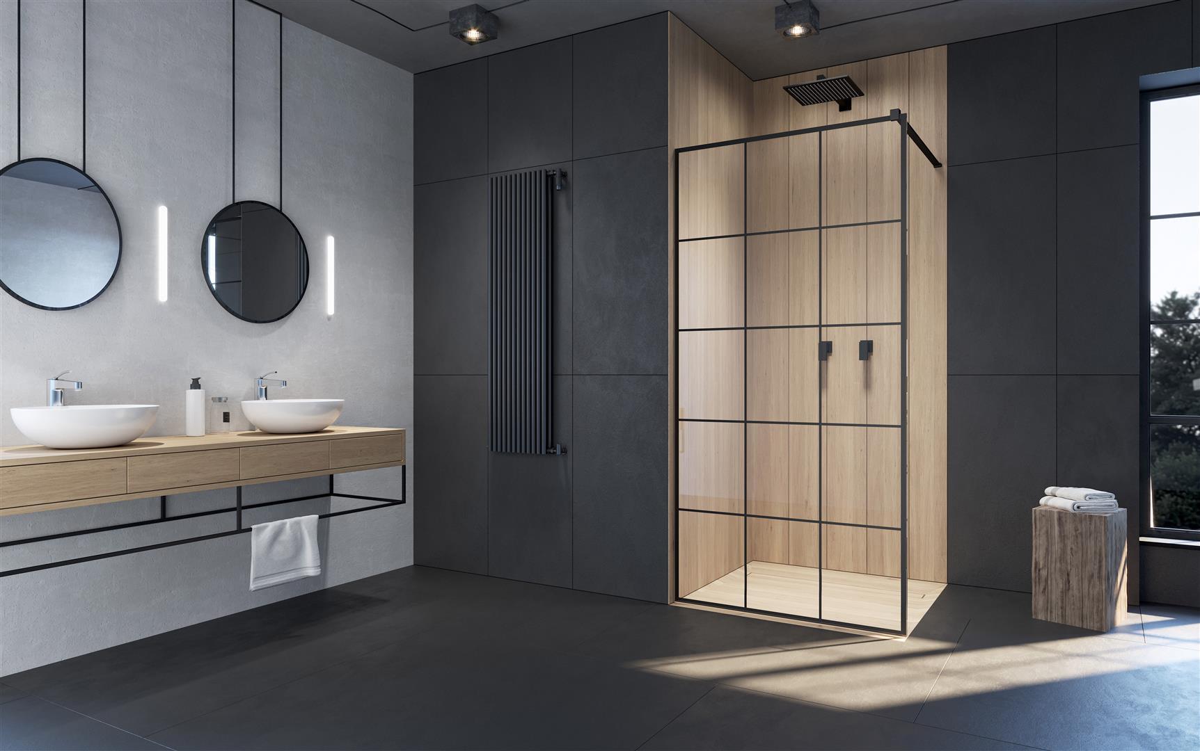 5 Pomysłów Nowoczesna łazienka Z Wanną Z Prysznicem Na