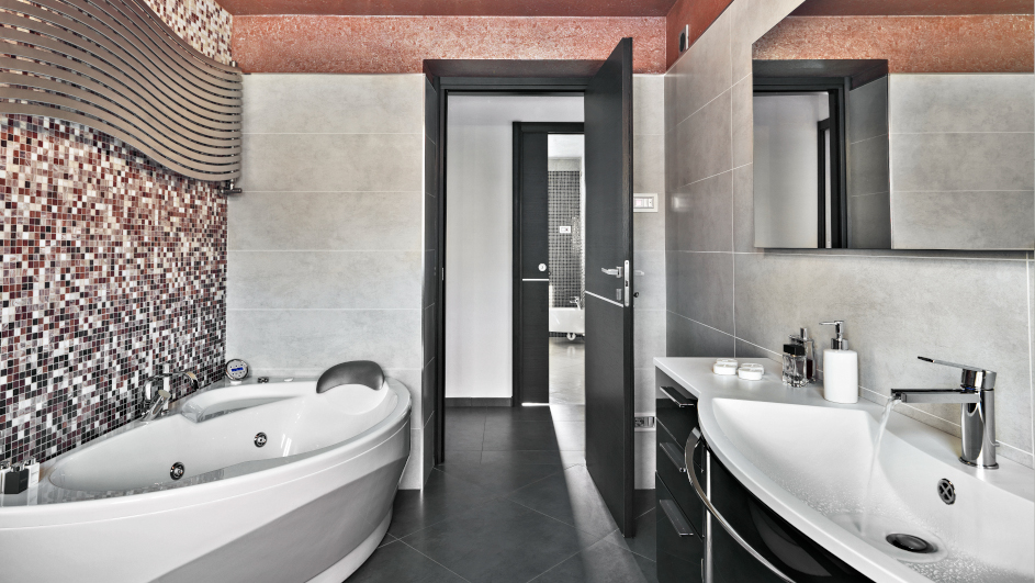 7 идей ванная комната с угловой ванной ванная комната с угловой ванной
