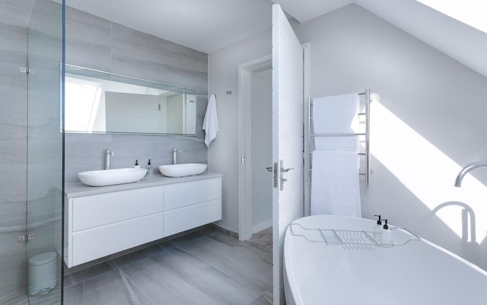 Jak Układać Dekory W Małej łazience Dekoportalpl