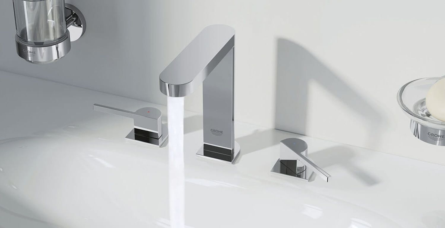 hansgrohe a Grohe разница
