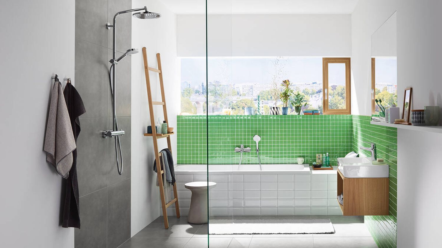 Grohe или hansgrohe