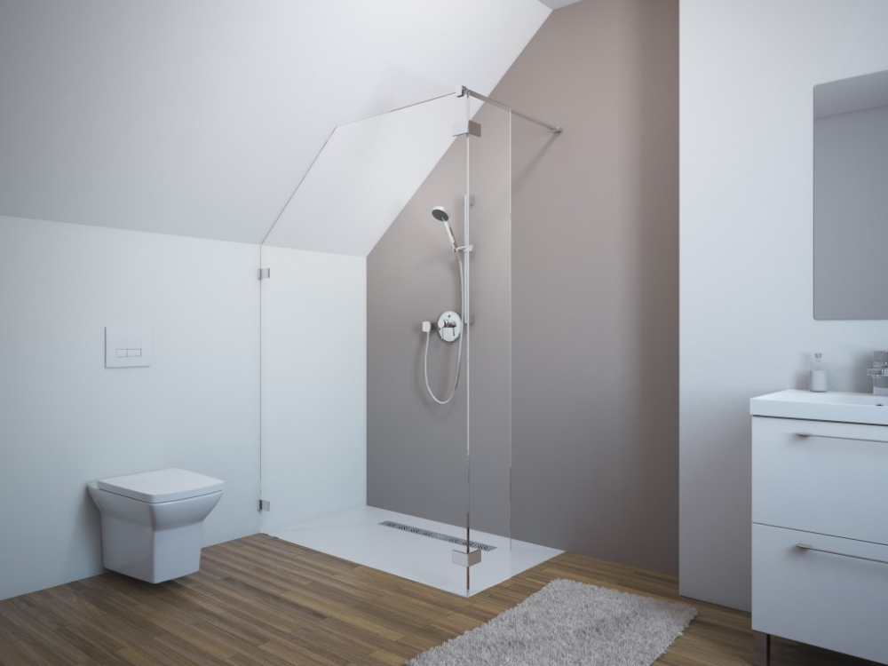 łazienka Na Poddaszu Ze Skosami Sprawdź Co Zrobić By