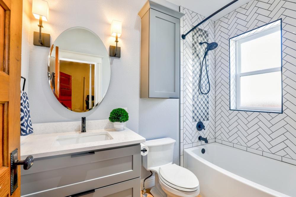 Jak Rozmieścić Oświetlenie W Małej łazience Podpowiadamy