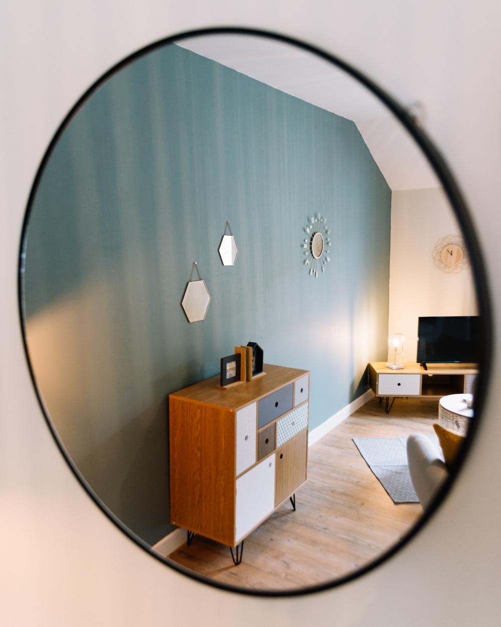 зеркало для гостиной, какое зеркало в гостиной, современное зеркало в гостиной