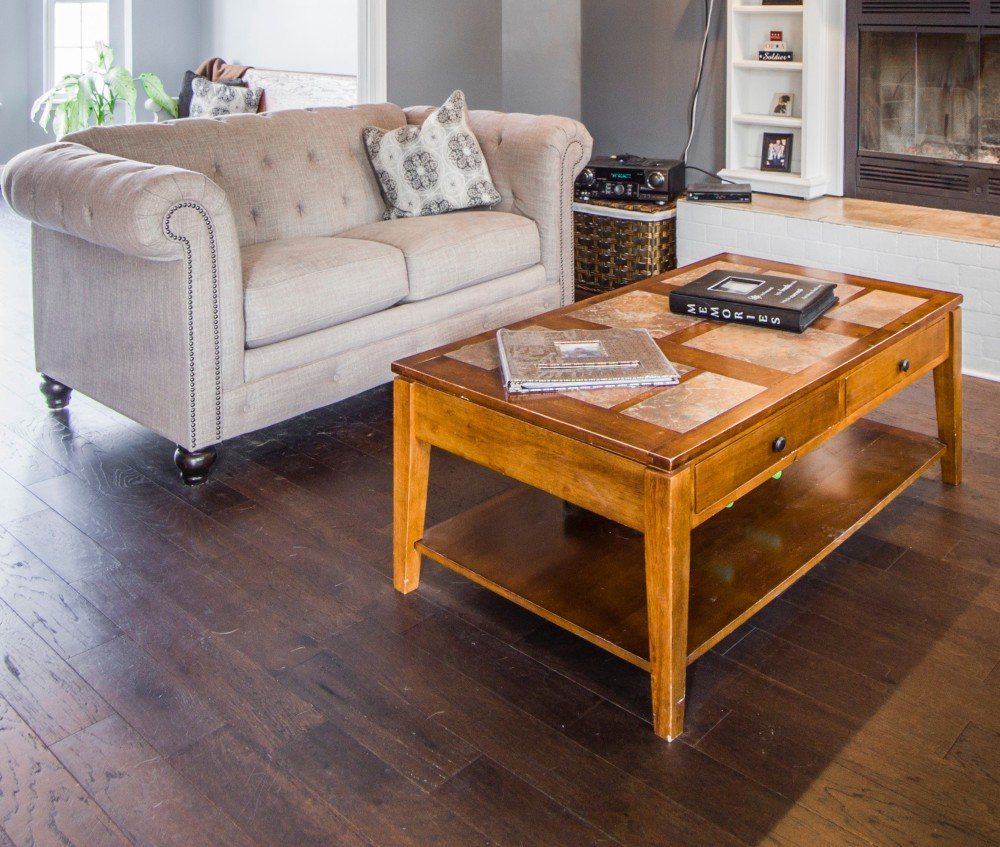 журнальный столик с выдвижным ящиком, мебель для маленькой гостиной, стол для маленькой гостиной