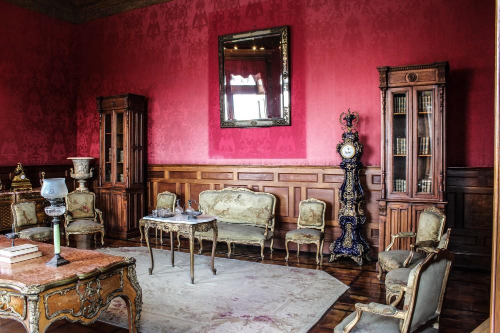 Салон французского стиля, салон парижского стиля, французский салон