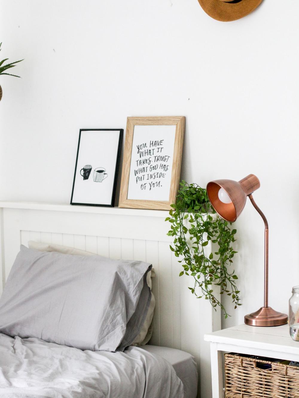 Mała Sypialnia W Stylu Skandynawskim I Zasady Jej Urządzania