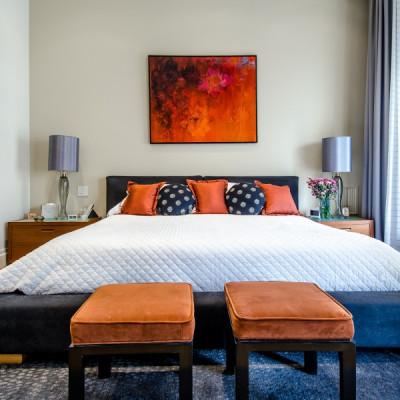6 pomysłów na to, jak ustawić łóżko w sypialni dekoportal.pl