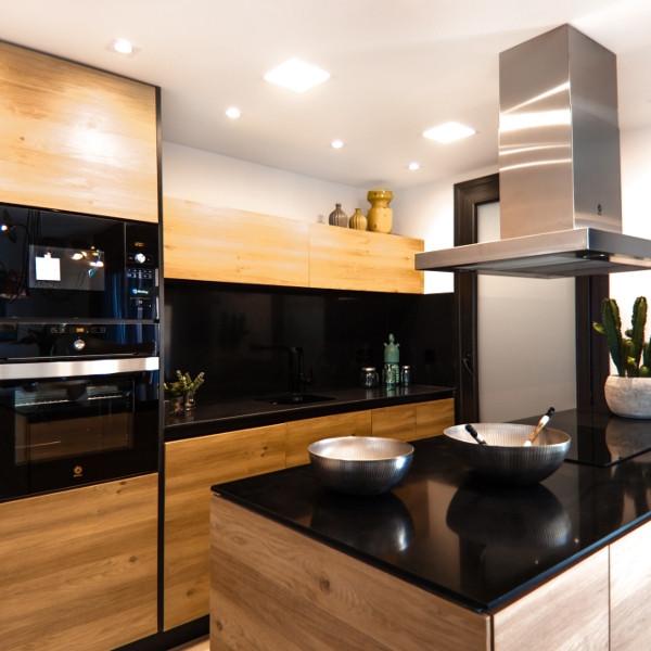 Co Położyć Na ścianę W Kuchni Między Szafkami 5